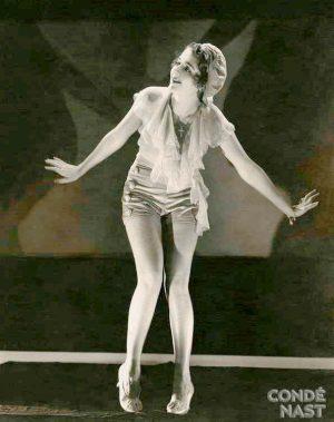 Ruby Keeler, Showgirl 1929